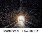 Old Creepy Underground Stone...