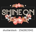 shine on. vector hand drawn...   Shutterstock .eps vector #1562815342