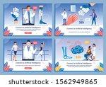 medical specialist doctors in... | Shutterstock .eps vector #1562949865