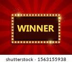 retro frame comic design banner ...   Shutterstock .eps vector #1563155938