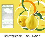 creative design for sweet... | Shutterstock .eps vector #156316556