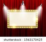 retro frame comic design banner ...   Shutterstock .eps vector #1563170425