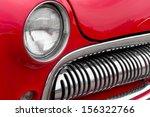 close up of details of vintage...   Shutterstock . vector #156322766