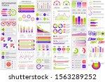 bundle infographic elements...