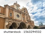 Archdiocesan Shrine of the Blessed Sacrament - Santa Cruz Parish in Manila Philipinnes