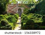 Desvalls Palace At Labyrinth...