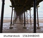 The View From Below Saltburn...