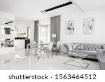 Glamour And Romantic Style Hom...