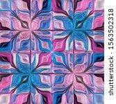 Seamless Multicolored Pattern...