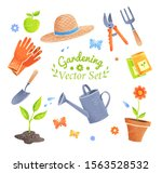 vector illustrations collection ... | Shutterstock .eps vector #1563528532