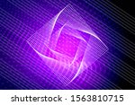 beautiful purple abstract... | Shutterstock . vector #1563810715