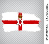 flag northern ireland from...
