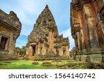 The Khmer Temple Prasat Hin...