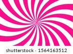 pink sunshine spiral colorful...   Shutterstock .eps vector #1564163512