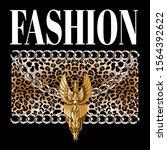 fashion. vector hand drawn...   Shutterstock .eps vector #1564392622