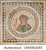 Mosaics In House Of Eustolios ...