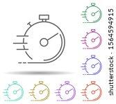 accelerated stopwatch multi...