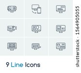 website icon set and back end...