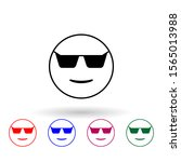 cool in sunglasses multi color...