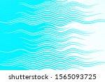 retro multicolored turquoise... | Shutterstock . vector #1565093725