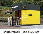 hong kong   november 9  2019 ... | Shutterstock . vector #1565129425