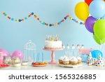 Tasty Candy Bar For Birthday...