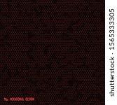 abstract hexagonal pattern...   Shutterstock .eps vector #1565333305