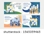 collection of images with... | Shutterstock .eps vector #1565359465