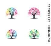 Tree Logo Template Vector Icon...