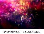 Glitter Bokeh Lighting Effect...