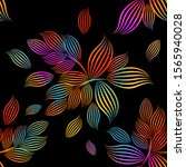 multicolored seamless...   Shutterstock .eps vector #1565940028