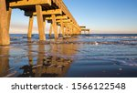 Tybee Island Pier And...
