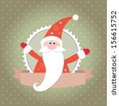 vector illustration for retro... | Shutterstock .eps vector #156615752