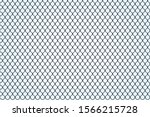 seamless texture of metal mesh. ... | Shutterstock .eps vector #1566215728