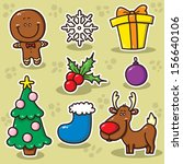 First Set Of Christmas Icons....