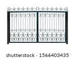Openwork Decorative Gates....