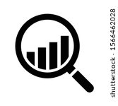 Analysis Business Graph Icon...