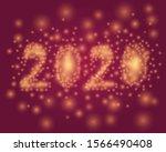 Number 2020   Symbol Of New...