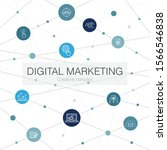 digital marketing trendy web...