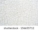 white wood textured wall with... | Shutterstock . vector #156655712
