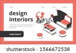 design of interiors web page...