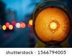 Yellow Warning Light On...