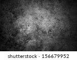 dark grunge textured wall... | Shutterstock . vector #156679952