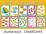 cartoon accessories. children...   Shutterstock .eps vector #1566852445