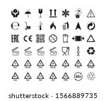 packaging icons  package signs... | Shutterstock .eps vector #1566889735
