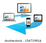 this image is a vector file... | Shutterstock .eps vector #156719816