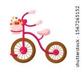 Valentine Day Card   Pink...