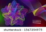 futuristic background design...   Shutterstock .eps vector #1567354975