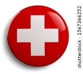 Cross Red Medical Health Symbol....