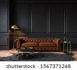 Modern Classic Black Interior...